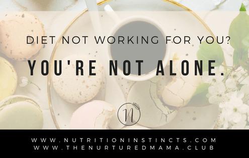 Diet Not Working?