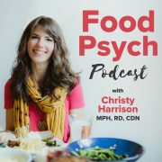 Lindsay Stenovec on Food Psych Podcast