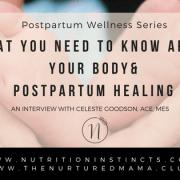 postpartum wellness series