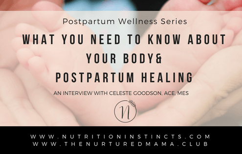 postpartum wellness series