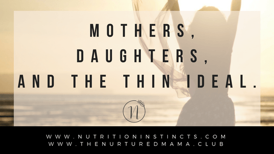 Setting Nutrition Examples for Daughters