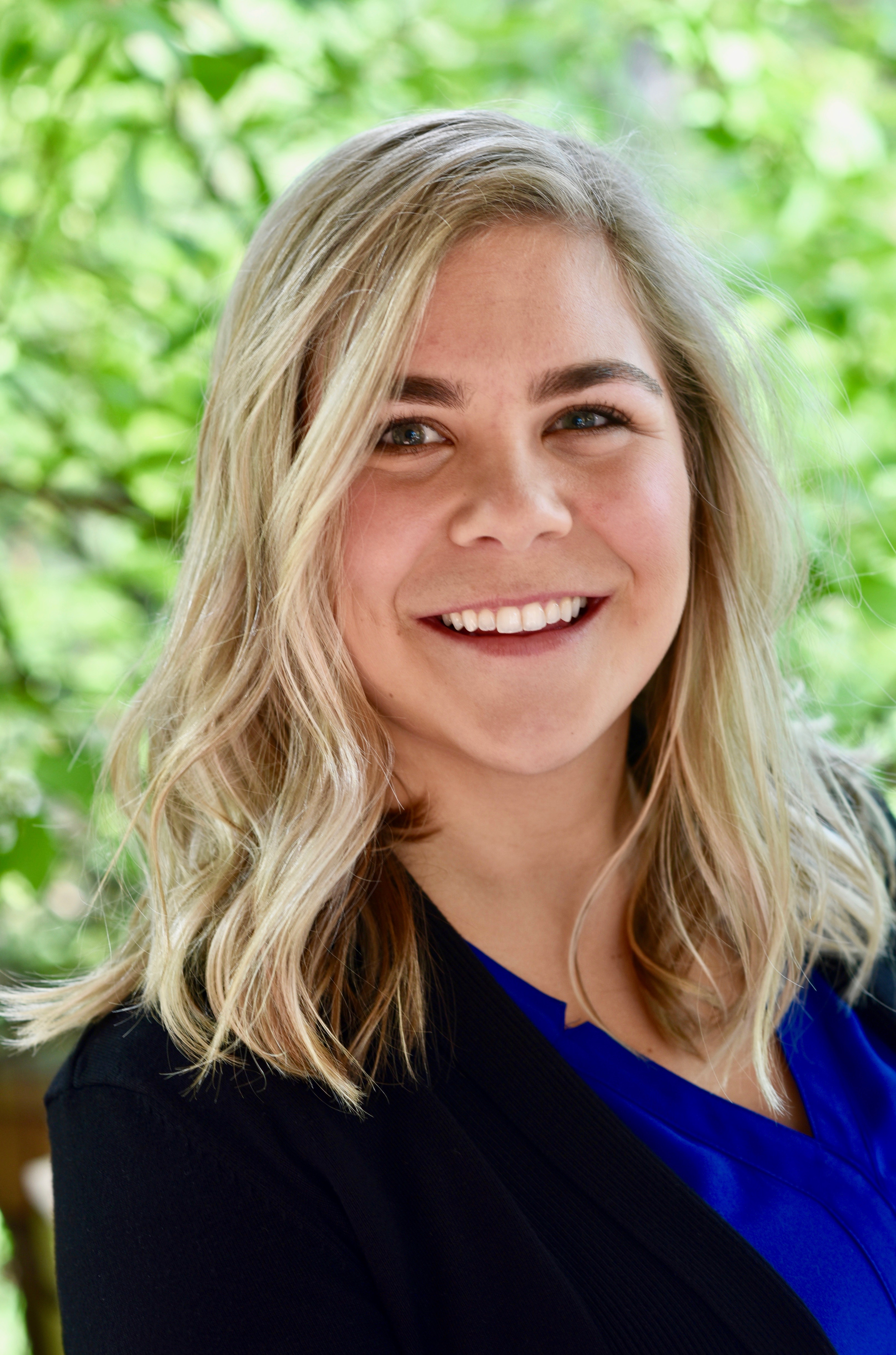 Headshot of Maddie White Registered Dietitian at Nutrition instincts